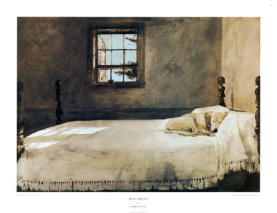 The Art Of Andrew Wyeth And Norman Rockwell Fresh As A Daisy